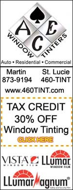 ACE Window Tinters located in Port St Lucie Serving Martin and St Lucie county.