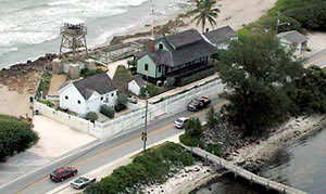 House of Refuge, Stuart FL on Hutchinson Island