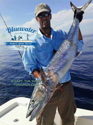 Bluewater Inshore Fishing Charters and Guide, Fort Pierce FL and Vero Beach FL