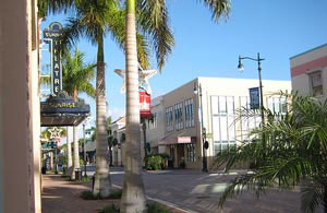 Historic Downtown Fort Pierce, Florida