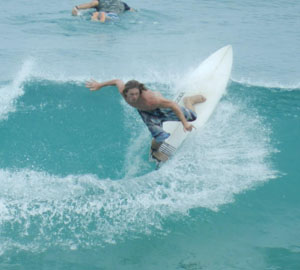 Surf Hutchinson Island, Surfing Fort Pierce FL