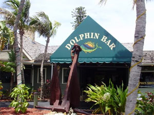 Dolphin Bar and Shrimp House Restaurant, Jensen Beach FL