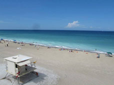 Hutchinson Island Web Cams including Jensen Beach Cam, Bathtub Beach Web Cam, House of Refuge web cam, Fort Pierce web cam.