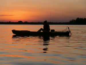 Sunset Kayak Tours Hutchinson Island Florida