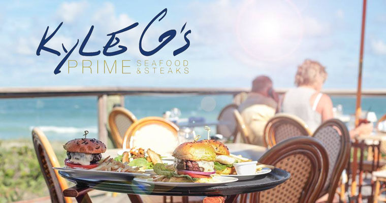 Kyle G's Prime Seafood & Steak Restaurant on Hutchinson Island, Jensen Beach FL, Formerly Pietro's