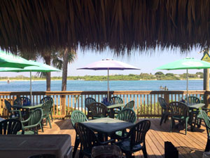 Manatee Island Bar & Grill, Hutchinson Island, Fort Pierce FL