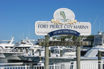 Hutchinson island florida marinas including jensen beach for Deep sea fishing fort pierce