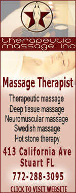 Stuart FL Massage Therapy - Therapeutic Massage