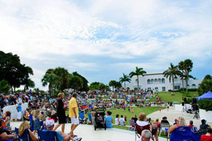 Music at The Mansion - Free Local Music Concert Series, Jensen Beach Florida
