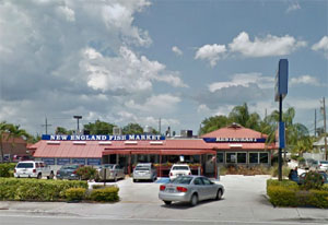 New England Fish Market, Jensen Beach FL