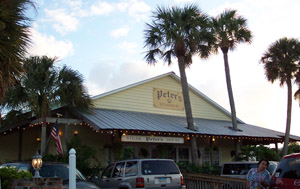 Peter's Steak House, Jensen Beach, Florida