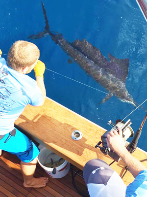 Deep Sea Fishing, Sailfish Charters - Stuart Deep Sea Fishing on Hutchinson Island, Stuart Florida
