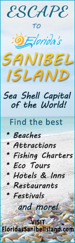 Sanibel Island Florida, Tourist and Travel information for Sanibel Florida