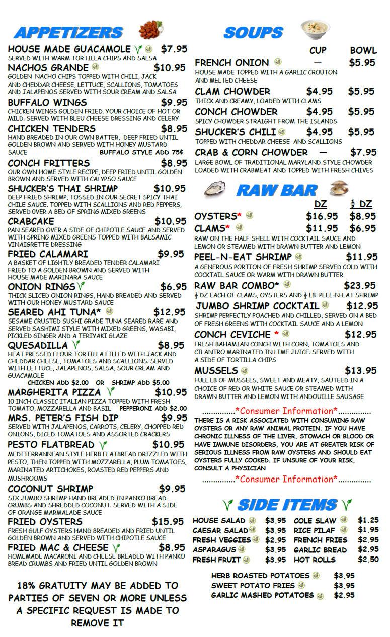 Shuckers Jensen Beach Oceanfront Restaurant Amp Bar On