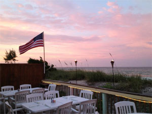 Schuckers Restaurant and Beach Bar, Hutchinson Island Florida