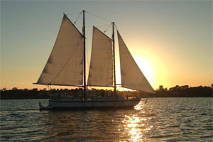 Treasure Coast Sailing Adventures, Schooner Lily, Stuart FL