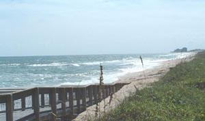 Hutchinson Island Fl Avalon State Park Beach