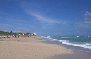 Hutchinson Island Fl Beach