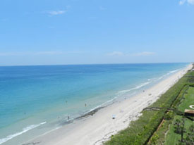 Hutchinson Island Beaches Florida